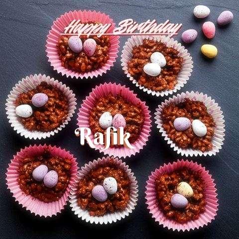 Happy Birthday Rafik