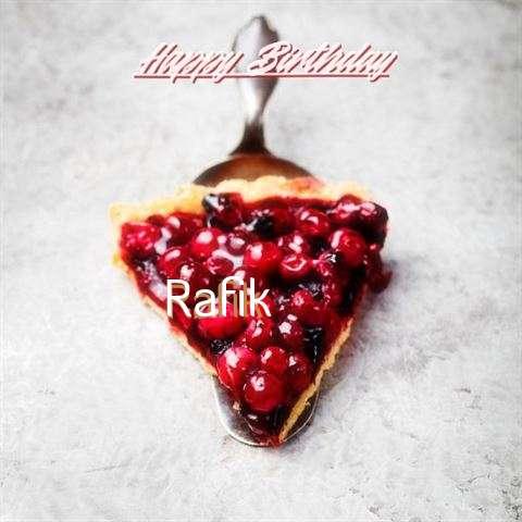 Birthday Images for Rafik