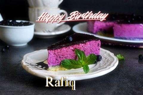 Rafiq Birthday Celebration