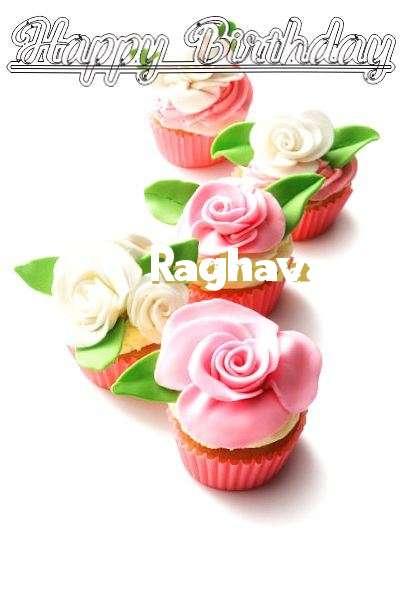 Happy Birthday Cake for Raghava