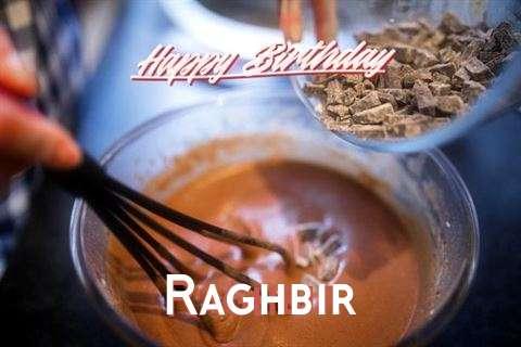 Happy Birthday Raghbir Cake Image