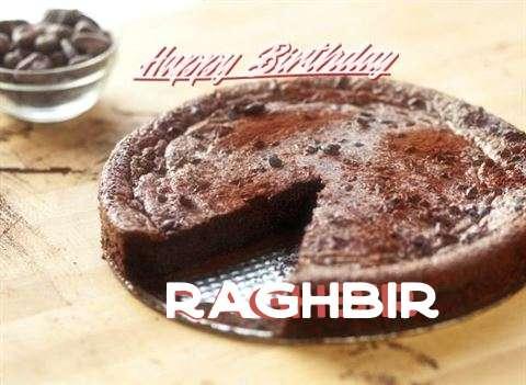 Happy Birthday Cake for Raghbir