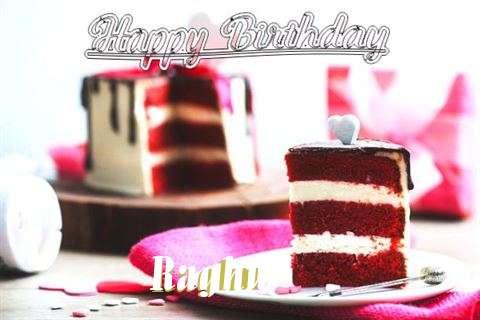 Happy Birthday Wishes for Raghu