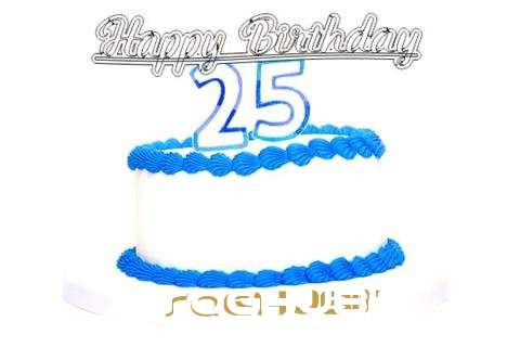 Happy Birthday Raghubir Cake Image