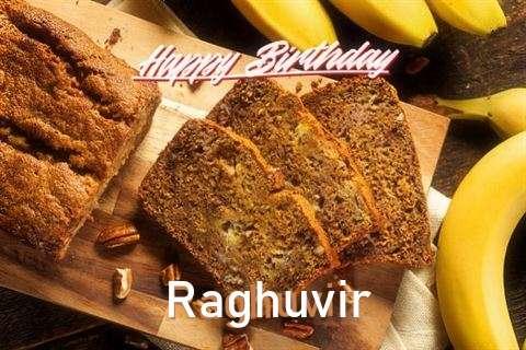 Happy Birthday Raghuvir Cake Image