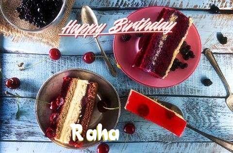 Raha Birthday Celebration