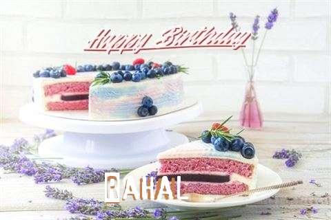 Happy Birthday to You Rahal