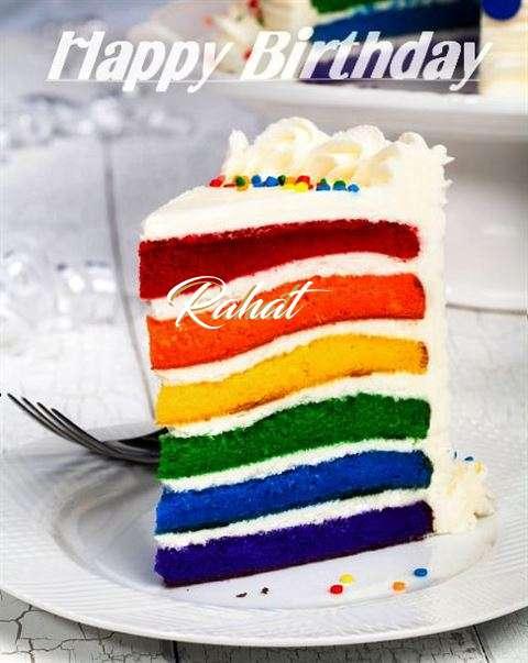 Happy Birthday Rahat
