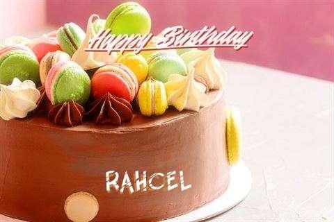 Happy Birthday Cake for Rahcel