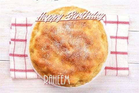 Raheem Birthday Celebration