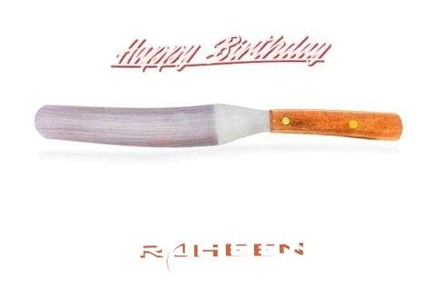 Wish Raheen
