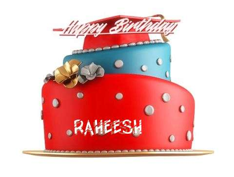 Birthday Images for Raheesh