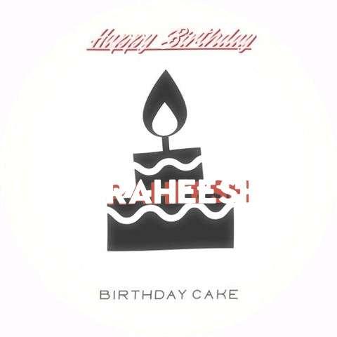 Happy Birthday to You Raheesh
