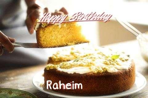 Wish Raheim