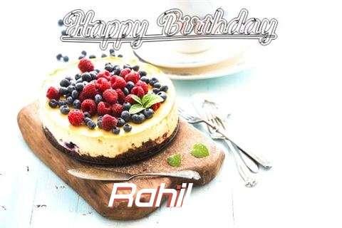 Happy Birthday Rahil