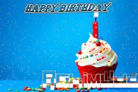 Happy Birthday Wishes for Rahimuddin
