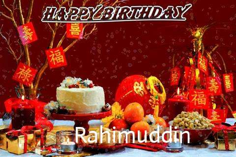 Wish Rahimuddin