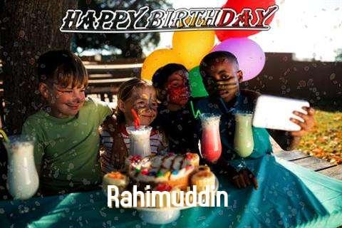 Rahimuddin Cakes