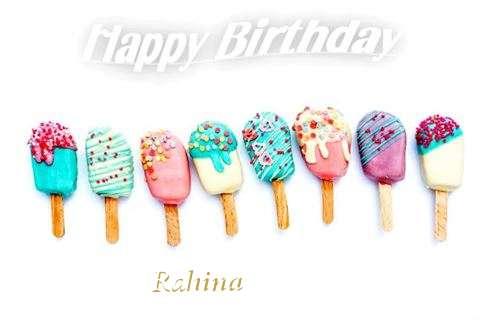 Rahina Birthday Celebration