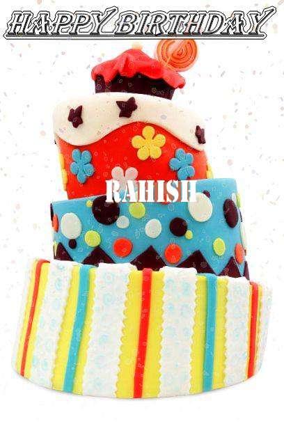 Birthday Images for Rahish