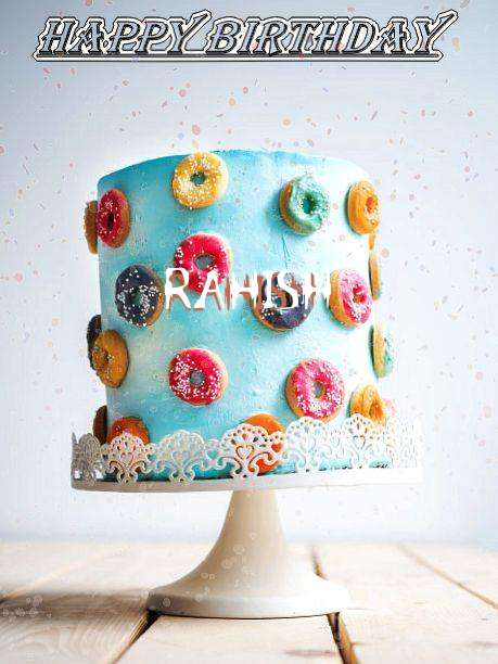 Rahish Cakes