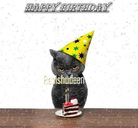 Birthday Images for Rahishudeen