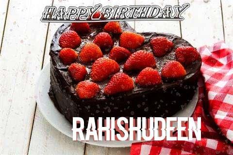 Rahishudeen Birthday Celebration