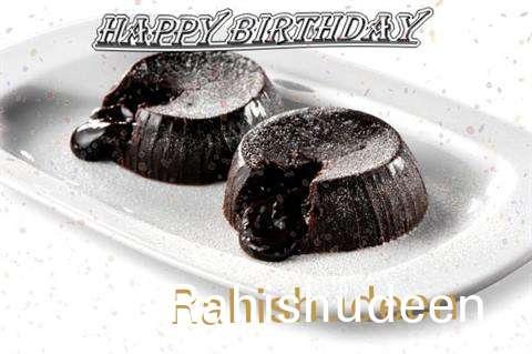 Wish Rahishudeen