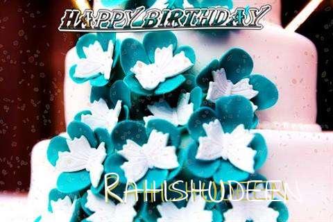 Rahishudeen Cakes