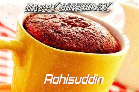 Birthday Wishes with Images of Rahisuddin