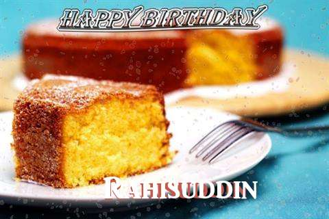 Happy Birthday Wishes for Rahisuddin