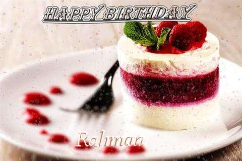 Birthday Images for Rahman