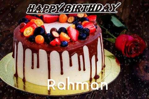 Wish Rahman