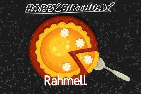 Rahmell Birthday Celebration