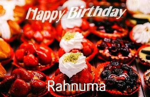 Happy Birthday Cake for Rahnuma
