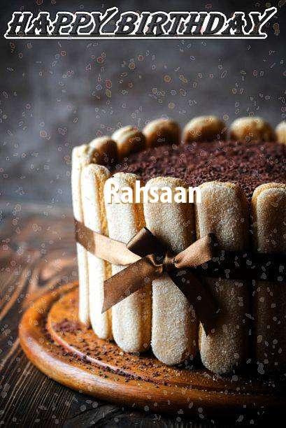 Rahsaan Birthday Celebration
