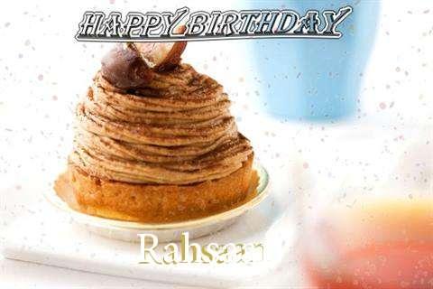 Wish Rahsaan