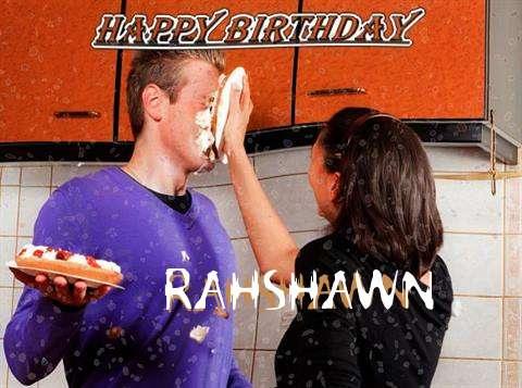 Happy Birthday to You Rahshawn