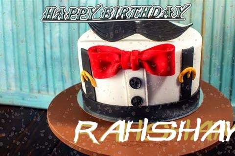 Happy Birthday Cake for Rahshawn