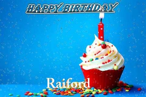 Happy Birthday Wishes for Raiford