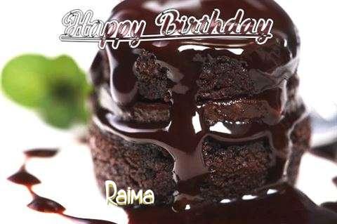 Birthday Wishes with Images of Raima