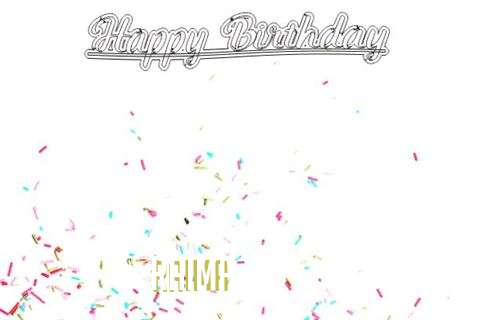 Happy Birthday to You Raima