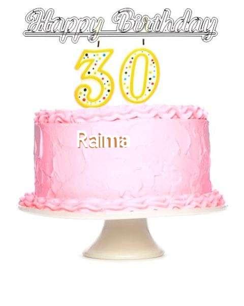 Wish Raima