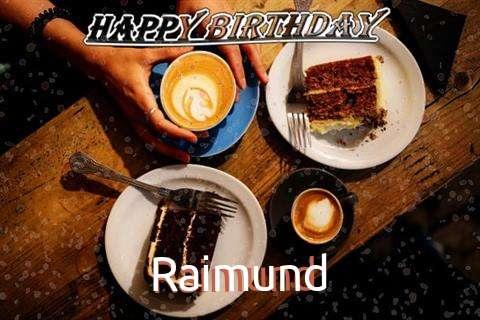 Happy Birthday to You Raimund