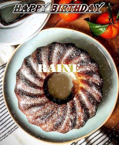 Birthday Images for Raine
