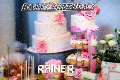 Wish Rainer