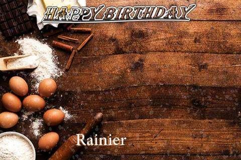 Birthday Images for Rainier