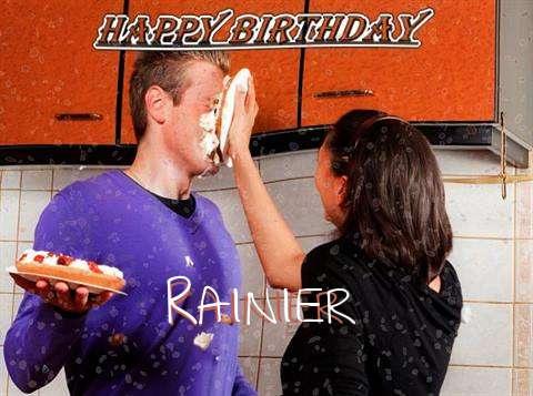 Happy Birthday to You Rainier