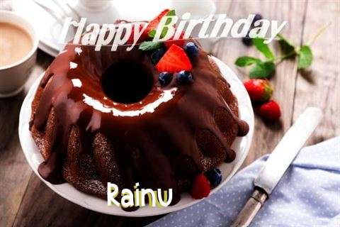 Happy Birthday Rainu