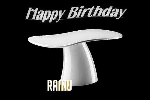 Rainu Birthday Celebration